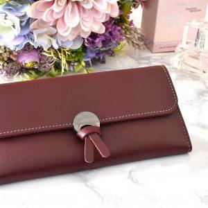 luxusná kožená dámska peňaženka